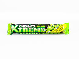 CHEWITS XTREME SOUR APPLE