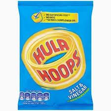HULA HOOPS SALT AND VINEGAR