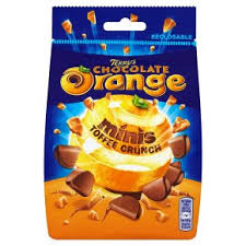TERRY'S MINIS TOFFEE CRUNCH