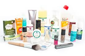 Toiletries and Beauty Products