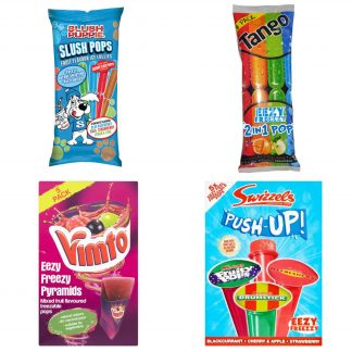 Drinks - Ice Pops
